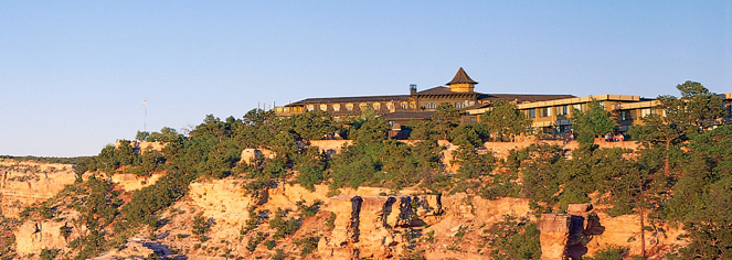 El Tovar Hotel  in Grand Canyon