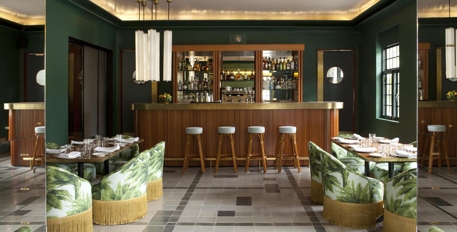 Image of Avenida Chapultepec restauarant bar Casa Habita, 1938, Member of Historic Hotels Worldwide, in Guadalajara, Mexico, Taste
