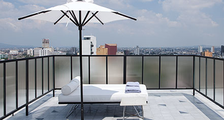 Spa:      Casa Habita  in Guadalajara