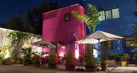 Meetings at      Casa Madonna La Providence  in Guadalajara