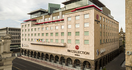 NH Collection Guadalajara Centro Histórico  in Guadalajara