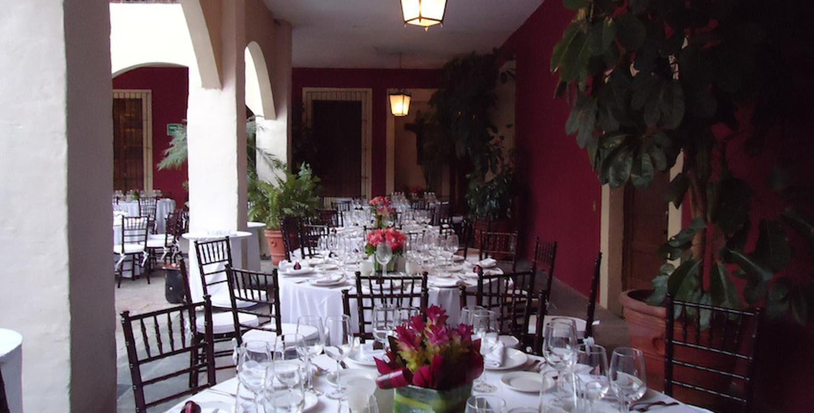 Image of Licorería Xalisco Restaurant, Hotel Gran Casa Xalisco, Guadalajara, Mexico, 1894, Member of Historic Hotels Worldwide, Taste