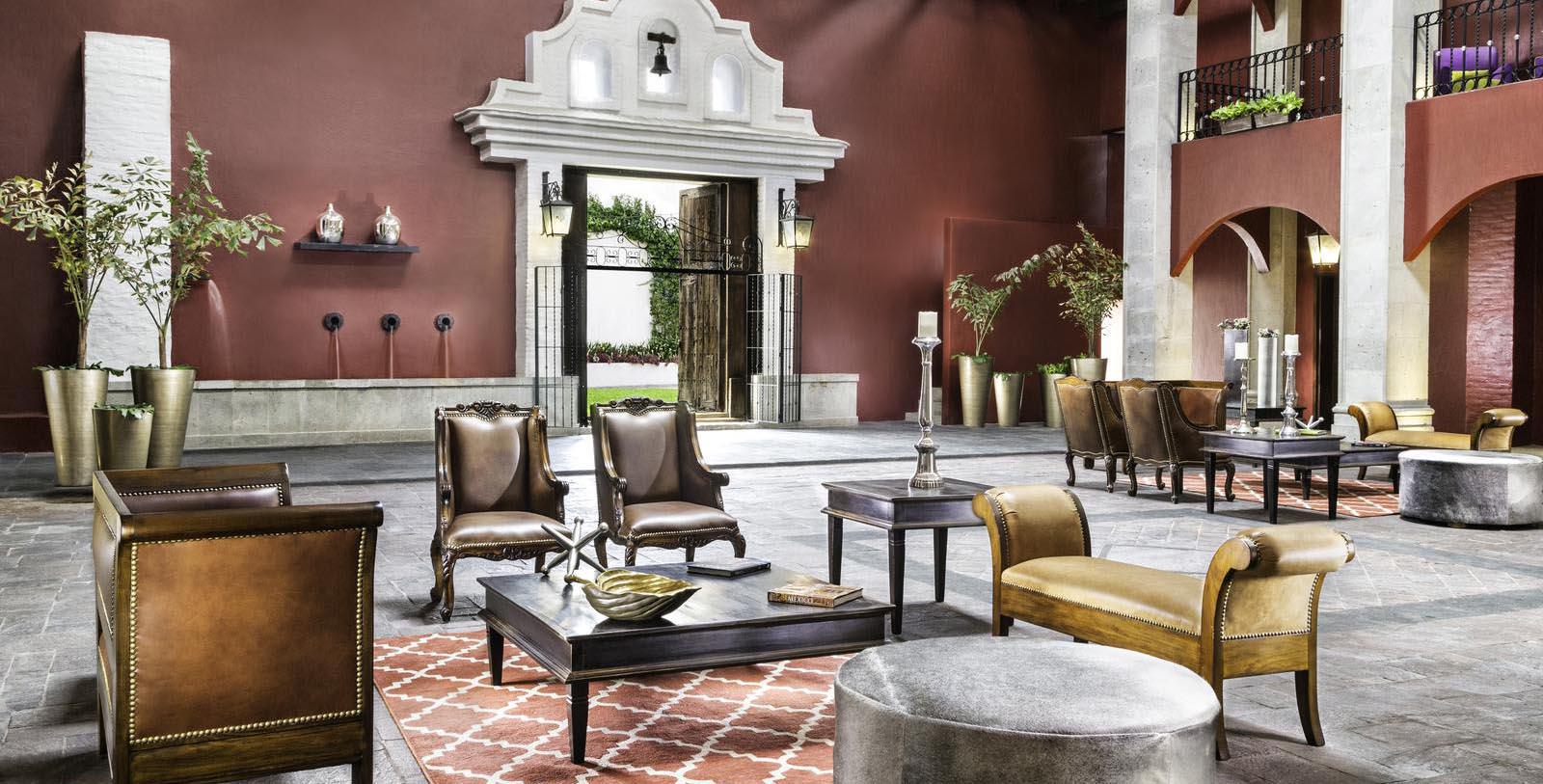 Image of Lobby Seating, Hotel Gran Casa Xalisco, Guadalajara, Mexico, 1894, Member of Historic Hotels Worldwide, Explore