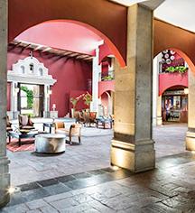 Activities:      Hotel Gran Casa Xalisco  in Guadalajara