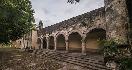 History:      Hacienda Labor de Rivera  in Teuchitlán