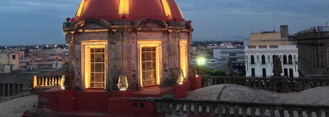 Local Attractions:      Hotel de Mendoza  in Guadalajara