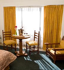 Accommodations:      Hotel de Mendoza  in Guadalajara