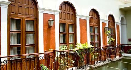 Local Attractions:      Hotel San Francisco Plaza  in Guadalajara
