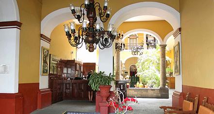 Activities:      Hotel San Francisco Plaza  in Guadalajara