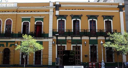 Hotel San Francisco Plaza  in Guadalajara