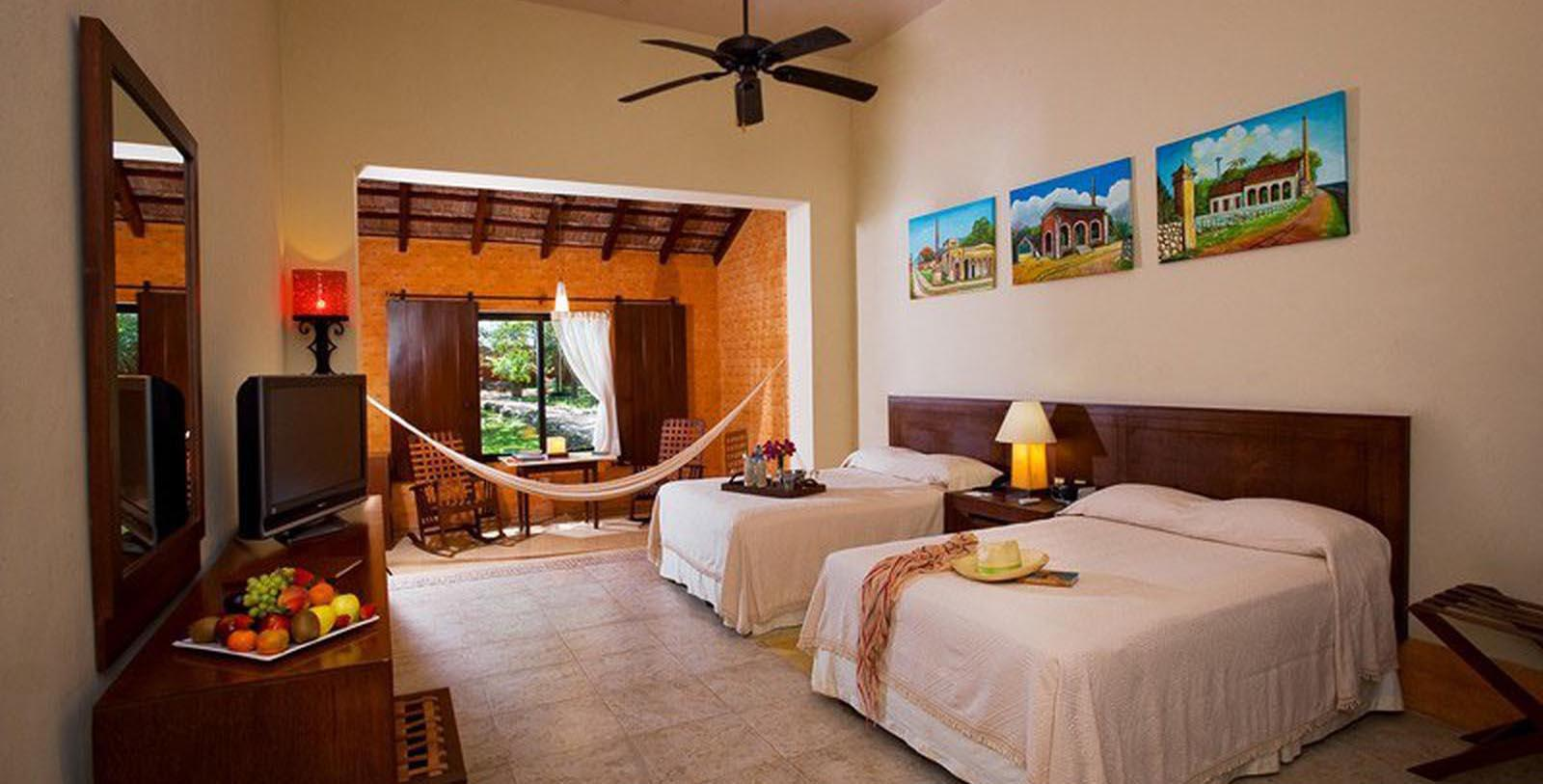 Image of Guestroom Interior, Hacienda La Magdalena, Zapopan, Mexico, 1735, Member of Historic Hotels Worldwide, Location Map