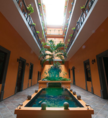 History:      Hotel Morales  in Guadalajara