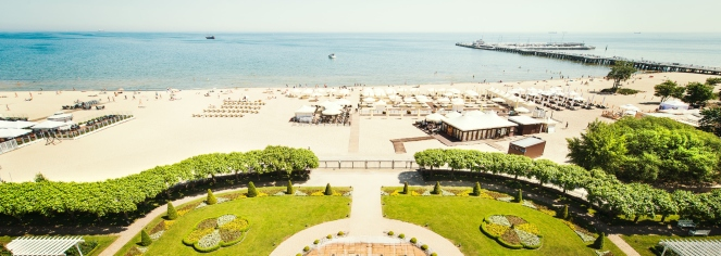 Local Attractions:      Sofitel Grand Sopot  in Sopot