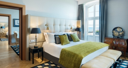 Accommodations:      Sofitel Grand Sopot  in Sopot