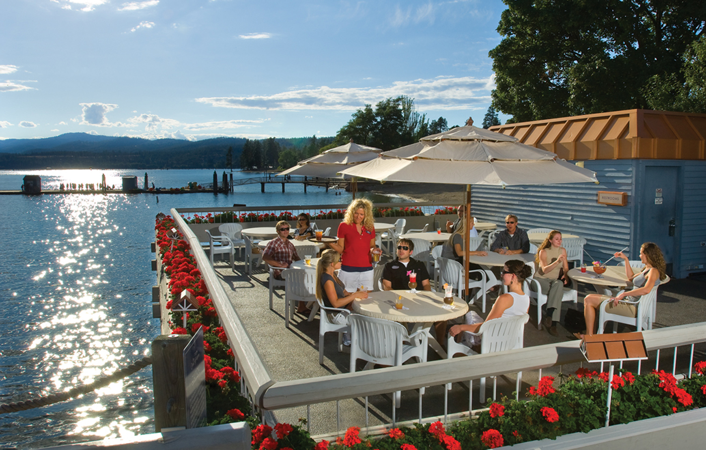 Special Offers:      The Coeur d'Alene Resort  in Coeur d'Alene