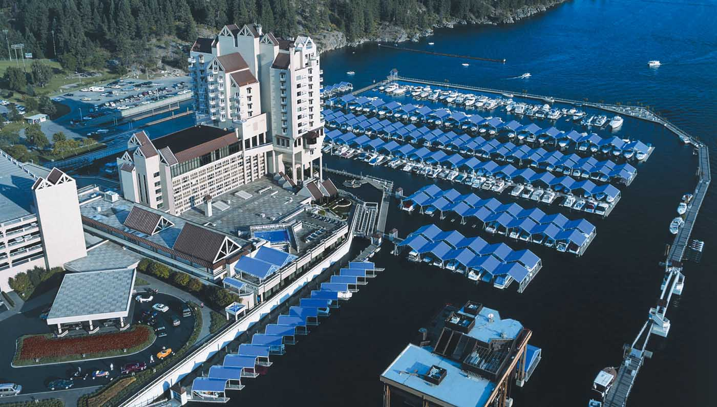The Coeur D Alene Resort In