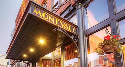 Activities:      The Montvale Hotel  in Spokane