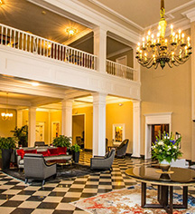The Queensbury Hotel  in Glens Falls