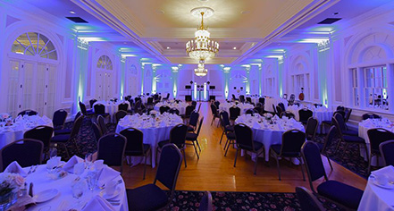 Events at      The Queensbury Hotel  in Glens Falls