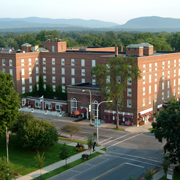 Book a stay with The Queensbury Hotel in Glens Falls