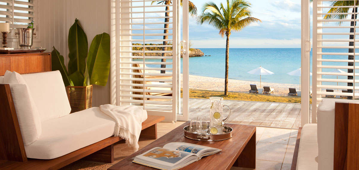 Special Offers:      The Cove, Eleuthera  in Gregory Town
