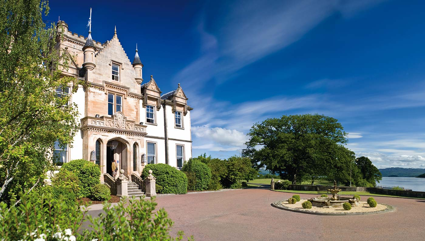 Spa Hotels Loch Lomond
