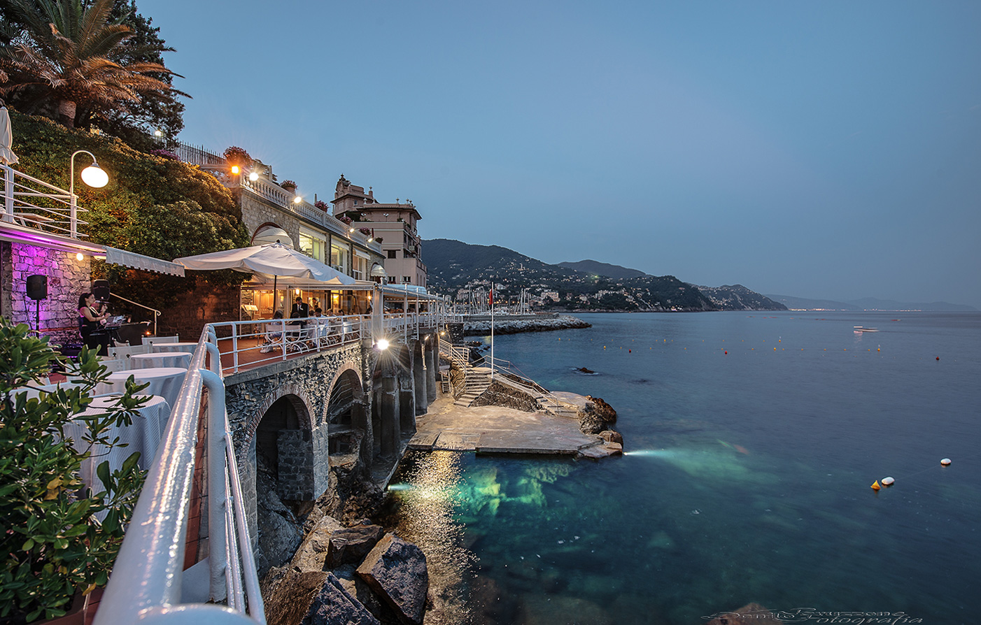 Excelsior Palace Hotel  in Rapallo