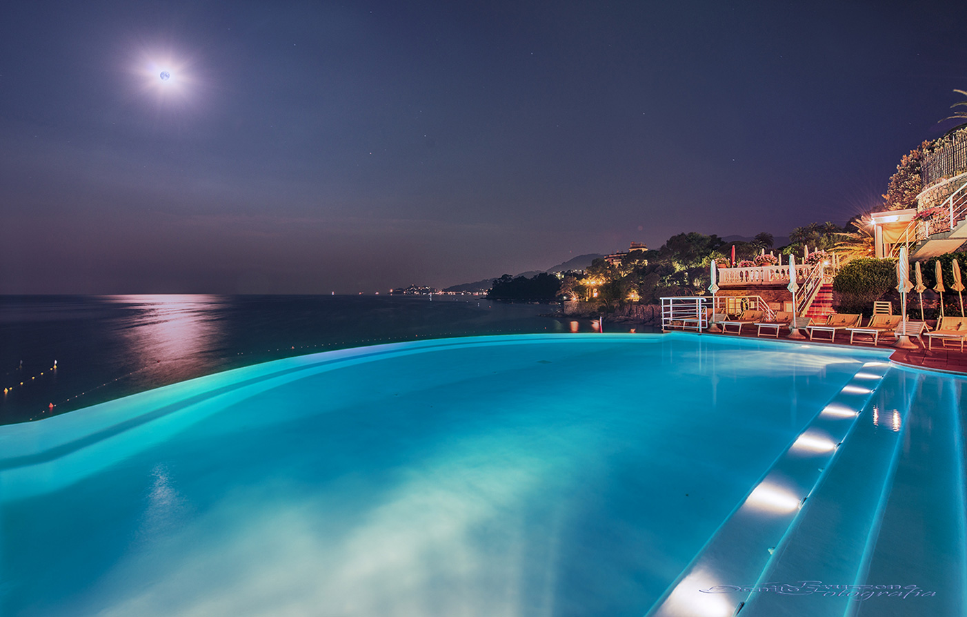 Activities:      Excelsior Palace Hotel  in Rapallo