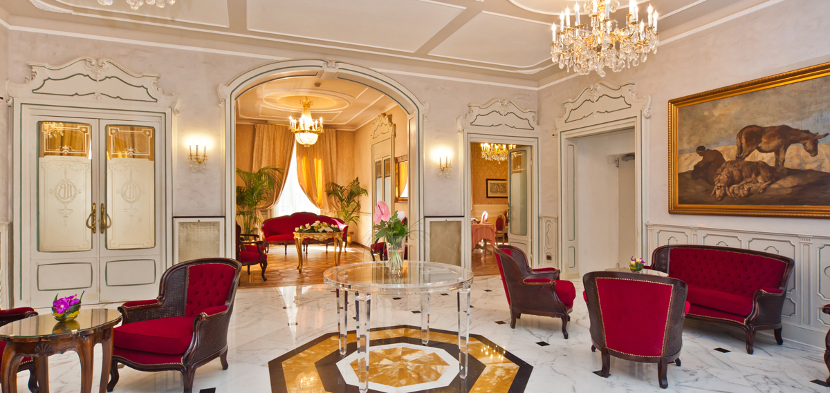 Special Offers:      Hotel Bristol Palace  in Genova