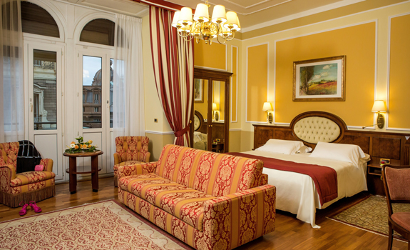 Hotel Bristol Palace Accommodations