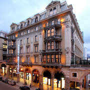 Book a stay with Hotel Bristol Palace in Genova
