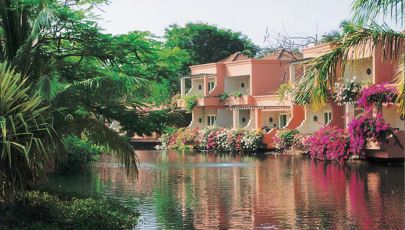 The Leela Goa  in Goa