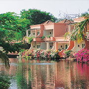 Book a stay with The Leela Goa in Goa