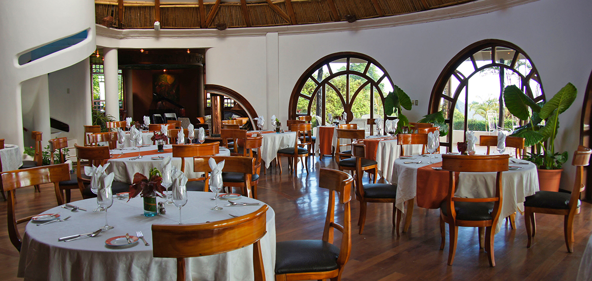 Dining:      Royal Palm Hotel Galapagos  in Santa Cruz