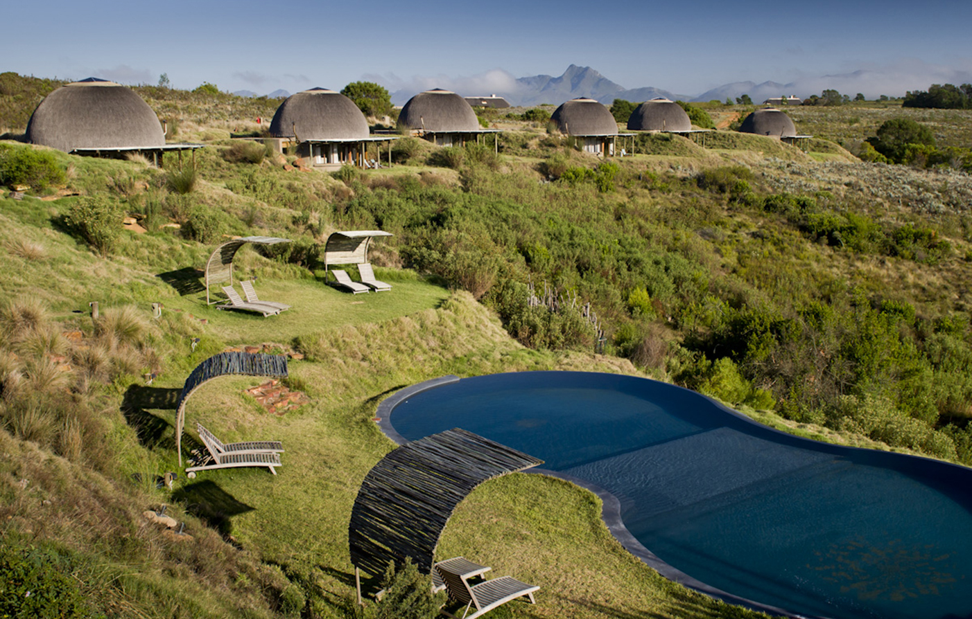 Gondwana Game Reserve  in Mossel Bay