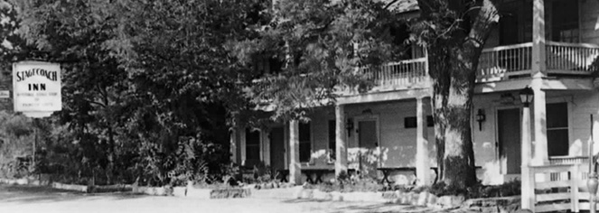 History:      The Stagecoach Inn  in Salado