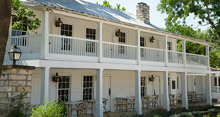The Stagecoach Inn  in Salado