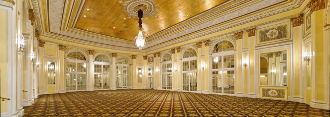 Weddings:      Amway Grand Plaza Hotel  in Grand Rapids
