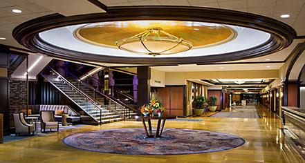Event Calendar:      Amway Grand Plaza Hotel  in Grand Rapids
