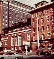 History:      Amway Grand Plaza, Curio Collection by Hilton  in Grand Rapids