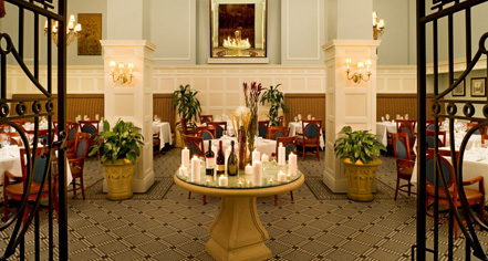 Dining at      The Westin Poinsett  in Greenville