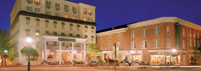 The Gettysburg Hotel, Est.1797  in Gettysburg