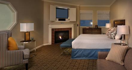 Accommodations:      Gettysburg Hotel, Est.1797  in Gettysburg