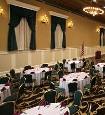 Meetings at      The Gettysburg Hotel, Est.1797  in Gettysburg