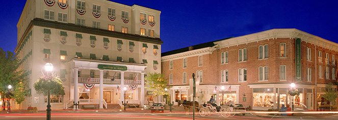 Gettysburg Hotel, Est.1797  in Gettysburg