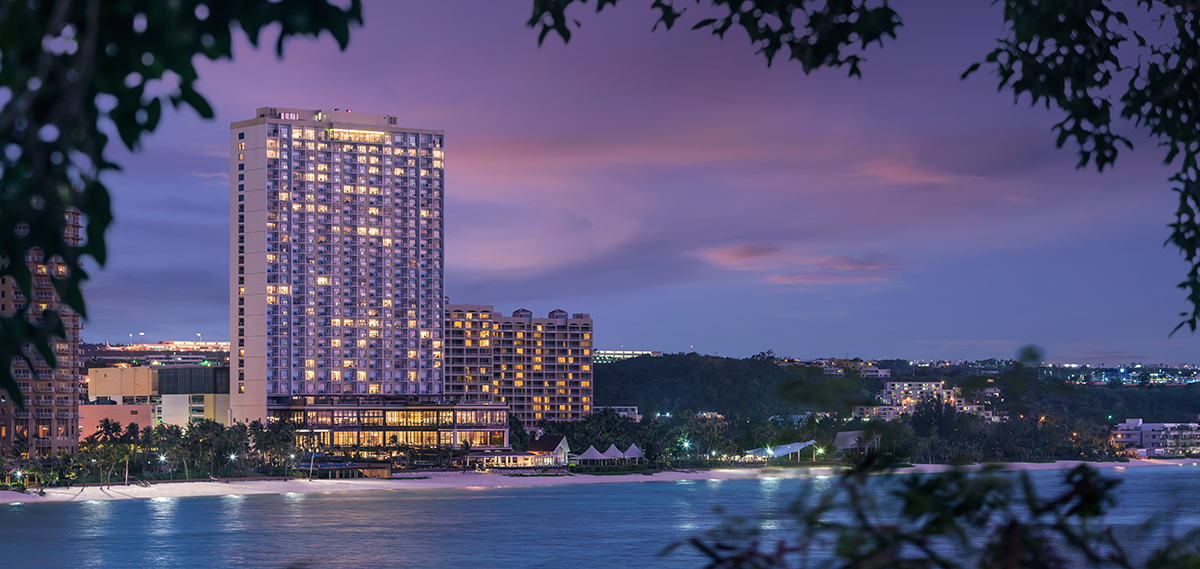 Dusit Thani Guam Resort  in Tumon Bay