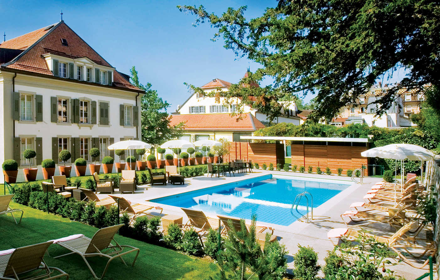 Activities:      Hotel Angleterre and Residence  in Lausanne-Ouchy