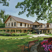 Book a stay with The Smith House in Dahlonega
