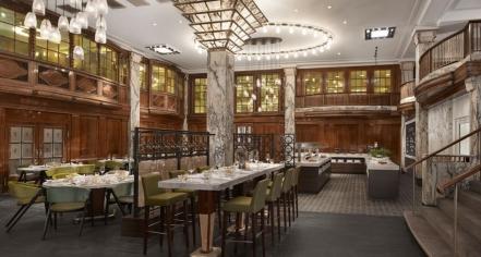 Dining at      Reichshof Hamburg, Curio Collection by Hilton  in Hamburg