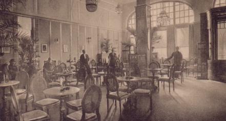 History:      Reichshof Hamburg, Curio Collection by Hilton  in Hamburg